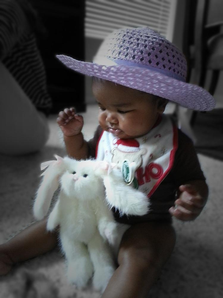 Grace & Bunny